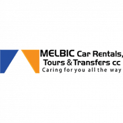 Melbic Car Retals, Transfers & Tours Logo