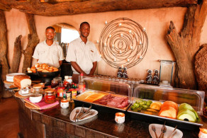 Mowani Mountain Camp & Camp Kipwe